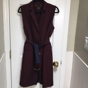 TOP SHOP coat VEST